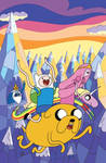 Adventure Time Cover Issue 2