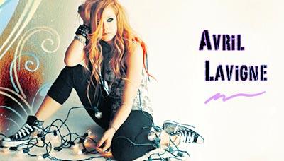 Avril Lavigne_ by d032091