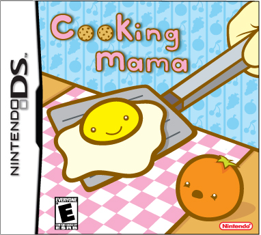 Cooking Mama Game Design by Tae1985