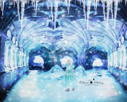 Inside the Frozen Palace