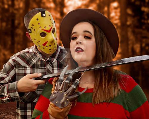 Jason and Freddy
