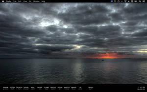 Customize Mac OSX 10.8 Mountain Lion Desktop by Real03