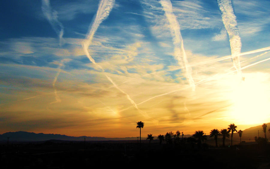 Sunset Sky by Pindas200