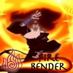 Fire benders - Roku by zuko990