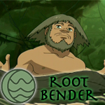 Root Bender by zuko990