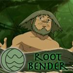 Root Bender by zuko990