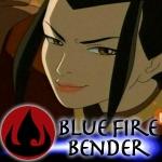 Blue Fire Bender - Azula by zuko990