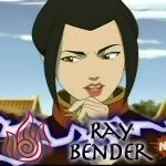 Azula - Ray Bender by zuko990