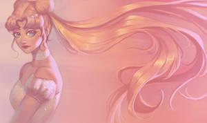Sailor Moon by Castonia