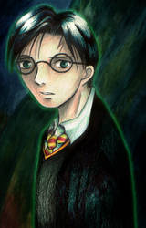 The Inner Slytherin by salvador-dolly