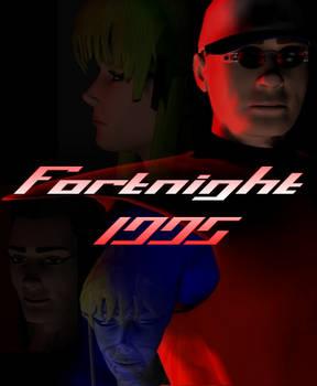 Fortnight 1995 - Cover Art
