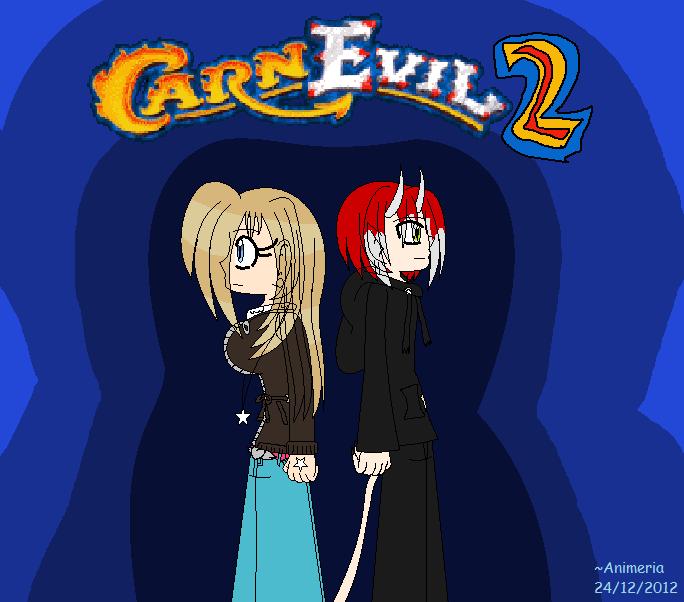 CarnEvil 2 Story Book by Animeria on deviantART