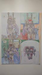 Transformers Generations Sidestory - Blitzwing