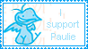 Paulie Stamp by animalla
