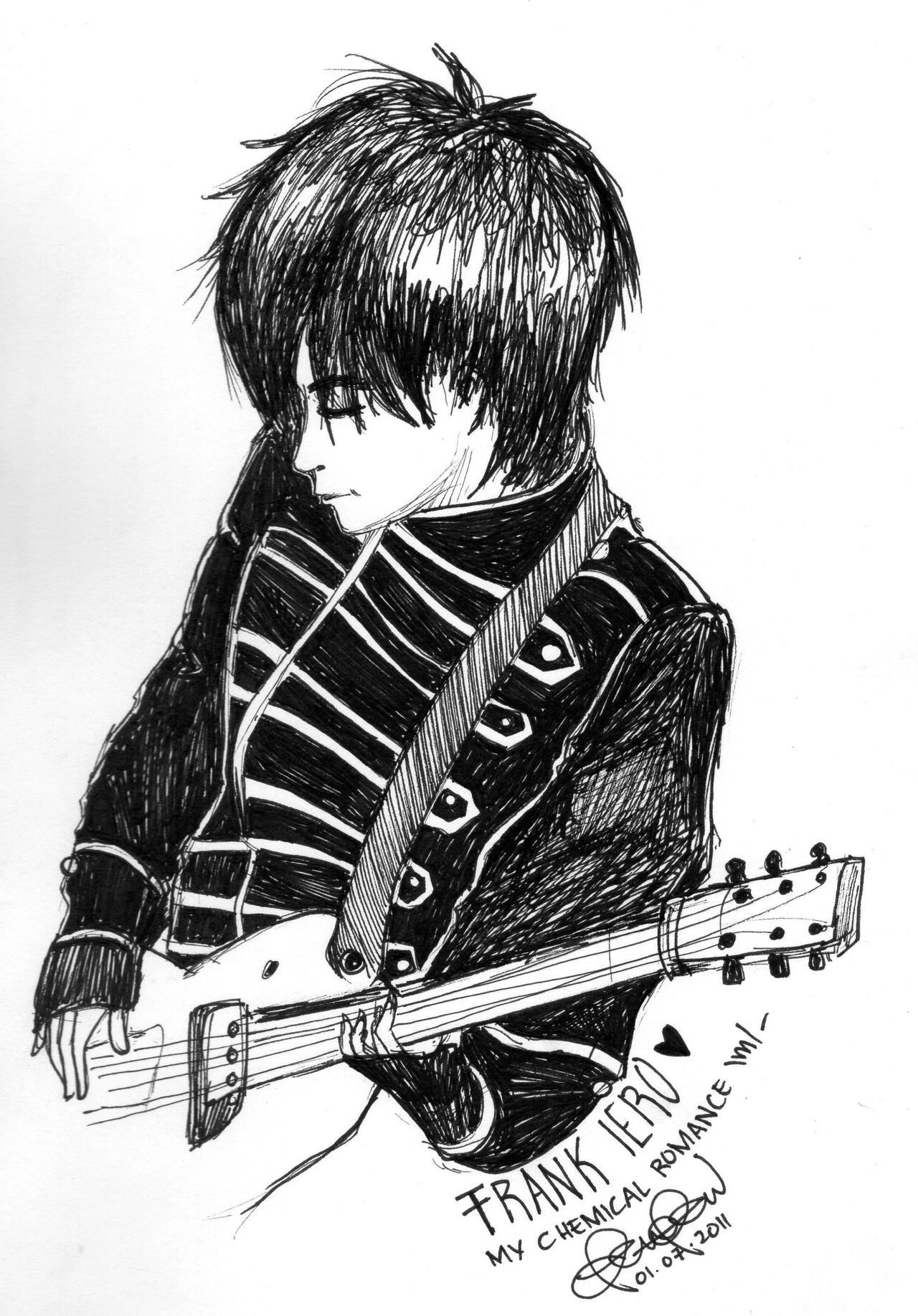 Frankin' Rockin' by 12AutumnPromise18
