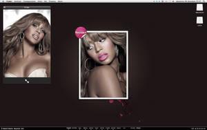 Beyonce' December Shot by icHRis83
