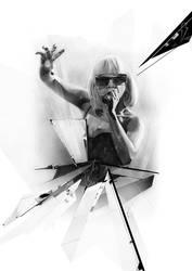 Lady Gaga by alexismarcou