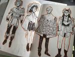 Quick costumes vol.2