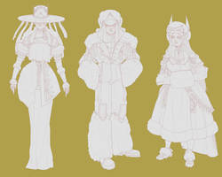 Character design session- II