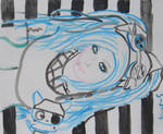 Cyber Blue by zoooowhaaa