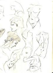 Sketches 3 by nilsvansante