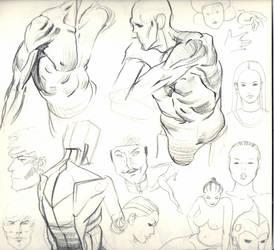 Sketches 5 by nilsvansante