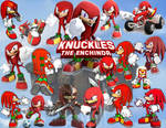 Knuckles the Enchinda