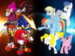 Sonic Z vs Dash Academy