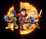 51 52 and 53 The Mii Fighters Are Ready