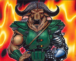 Cape Minotaur in Color