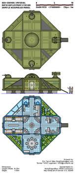 Imperial Rapid Deployment Station - 1-unit Sample