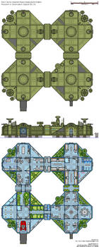 Imperial Rapid Deployment Station - 4-unit Sample