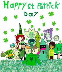 Happy St. Patrick day 6 by pokeneo1234