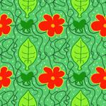 Plant Hopw Pattern