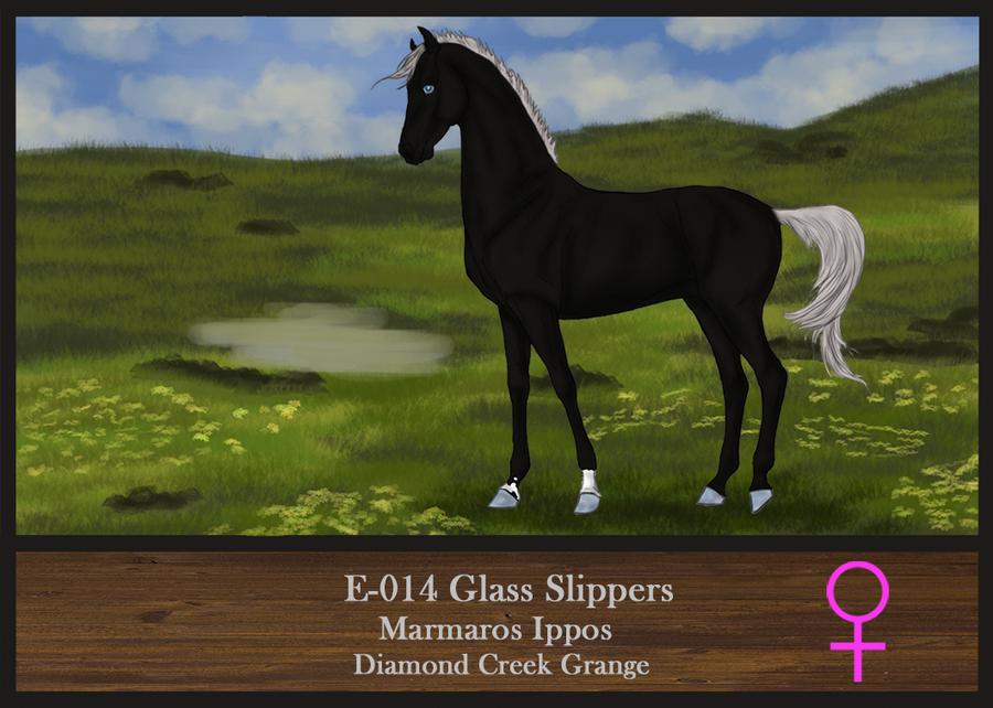 E-014 Glass Slippers by Vesperity