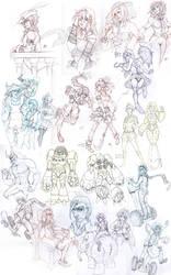 Sketch Attack: Miscellaneous