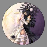 Yin Yang by Quirkilicious