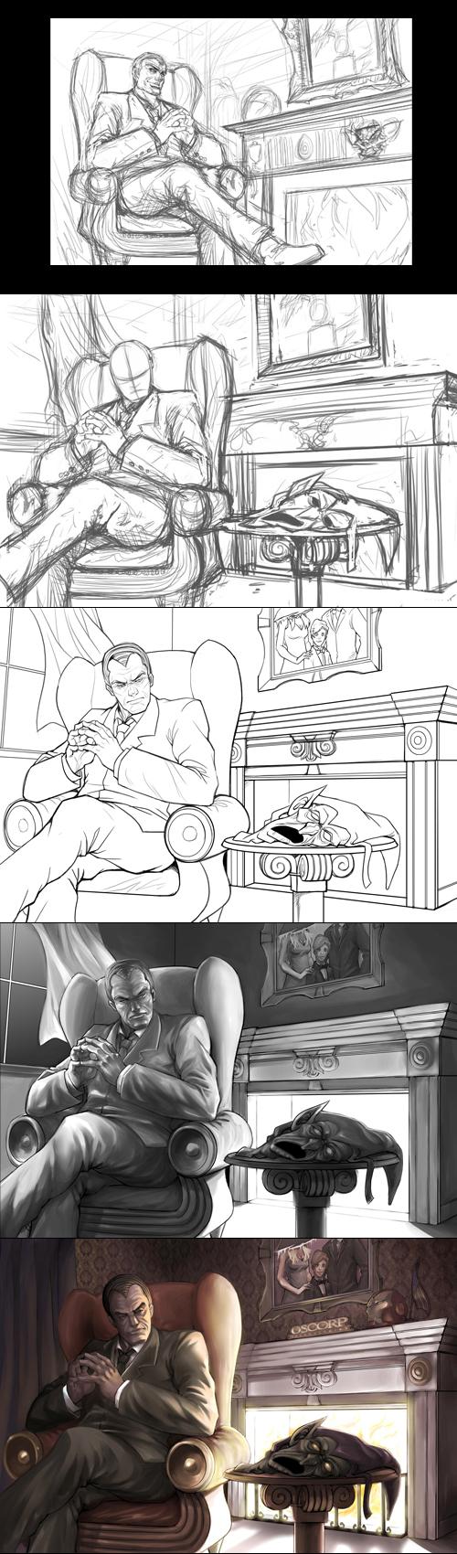 Osborn Process by Quirkilicious