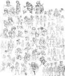 Sketch Attack: Misc