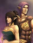 Tanwen and Rezal