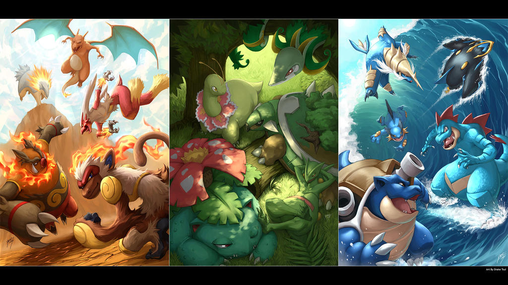 Starters by Quirkilicious