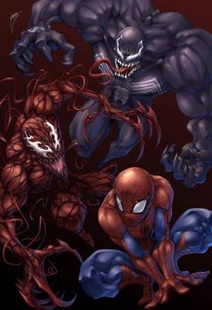 Spider, spider, spider.