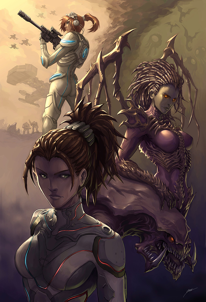 Kerrigan by Quirkilicious