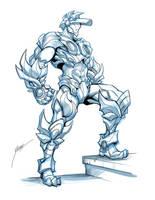 Mallard, The Vengeful Hero by Quirkilicious