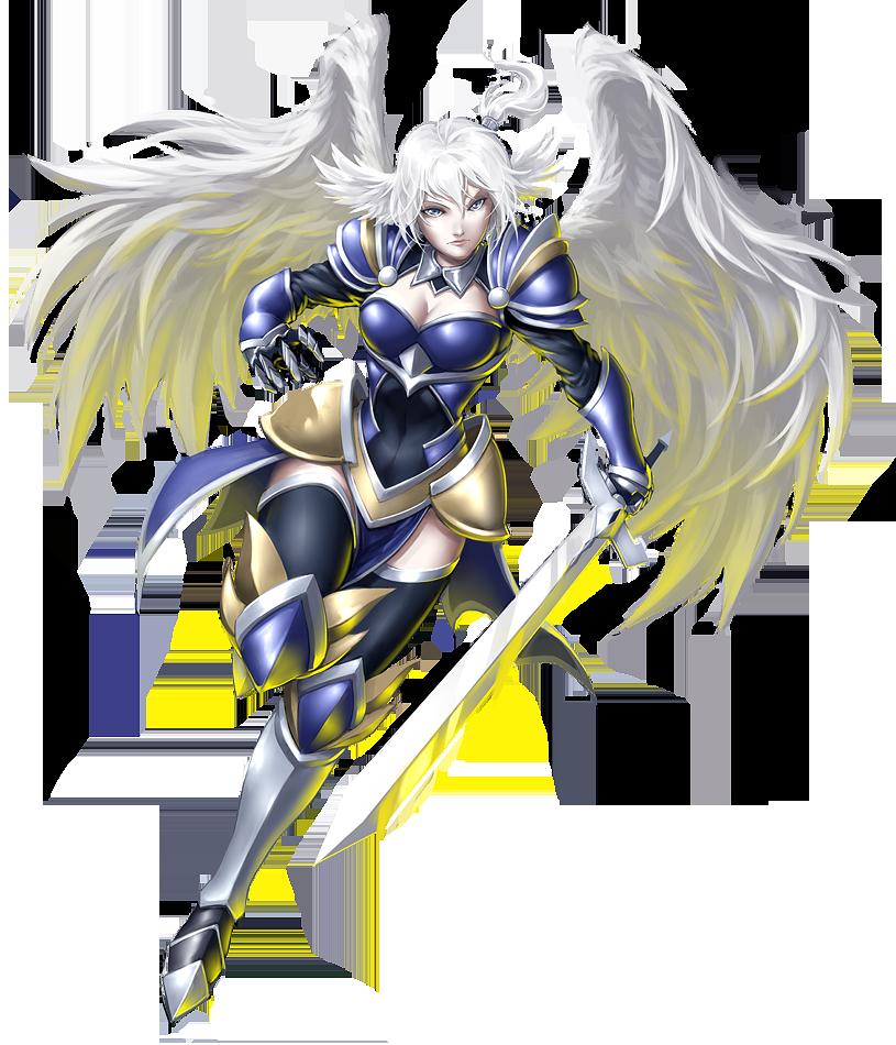 Archangel by Quirkilicious