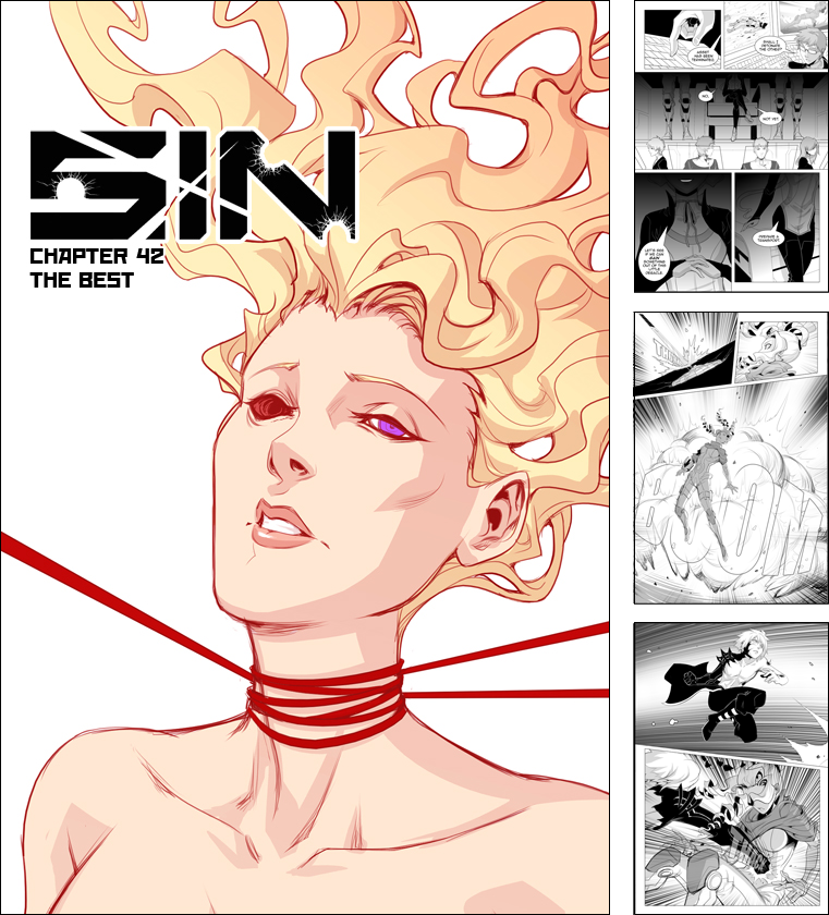 SIN: Chapter 42 by Quirkilicious
