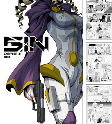 SIN Chapter 31: Bait by Quirkilicious