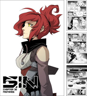 SIN Chapter 32: Mistakes