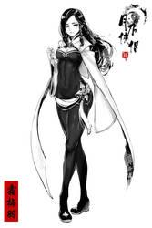 Meiyu Height by RobotCatArt