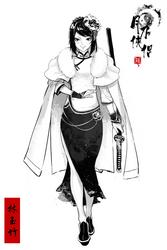 Yuzu Height by RobotCatArt